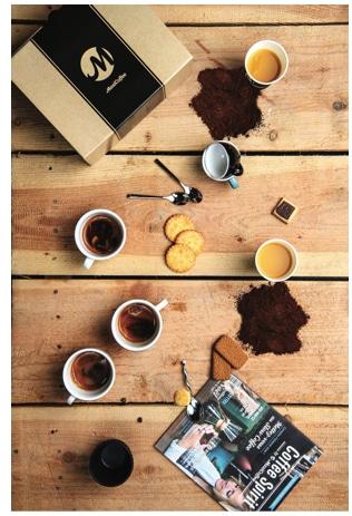 coffret découverte café moulu