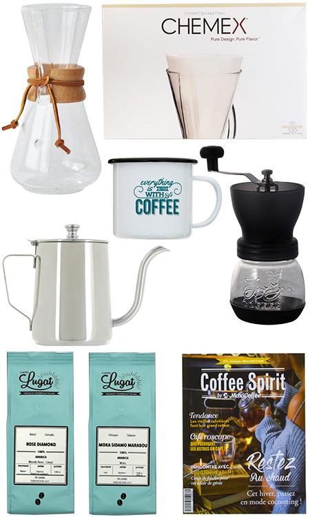 coffret cafe chemex