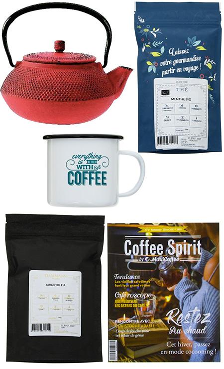 coffret the maxicoffee