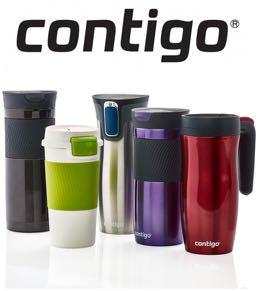 Travel mug Metra Contigo