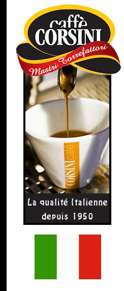 Café Corsini : le maitre torrefacteur
