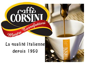 café corsini en vente sur maxicoffee.com