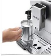 fonction cappuccino DeLonghi ELETTA Plus ECAM 44.620.S