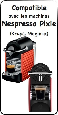 d tartrant pour nespresso pixie x2 1 testeur. Black Bedroom Furniture Sets. Home Design Ideas