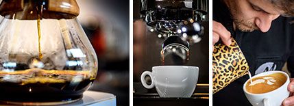 ouvrir coffee shop
