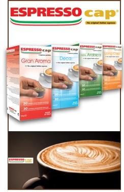 capsules espresso cap