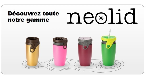 mug isotherme twizz by neolid