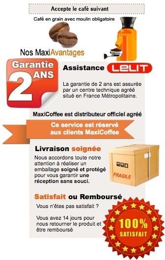 machine expresso lelit victoria pl91t offre cadeaux. Black Bedroom Furniture Sets. Home Design Ideas
