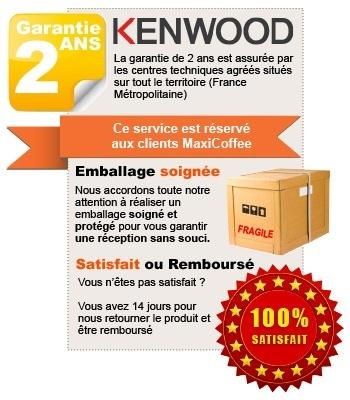 garantie kenwood