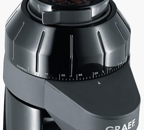 choix de mouture Graef CM702EU