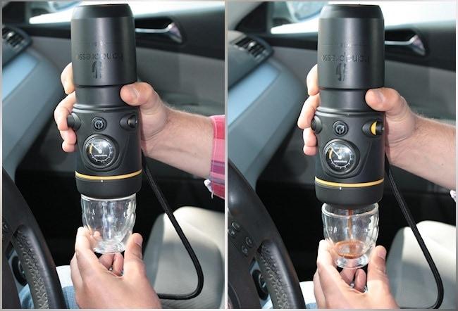 maxicoffee blog actualit s handpresso auto la premi re machine expresso de voiture. Black Bedroom Furniture Sets. Home Design Ideas