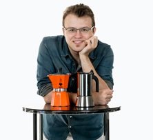 expert cafetière italienne