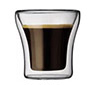 espresso glasses, insulated travel mugs and barista accessories