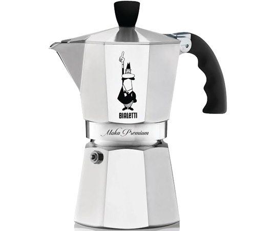 Cafeti re bialetti moka express soft touch discount - Comment fonctionne cafetiere italienne ...