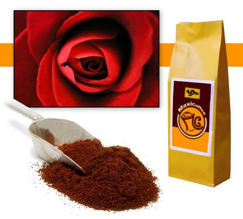 caf aromatis rose 125g. Black Bedroom Furniture Sets. Home Design Ideas