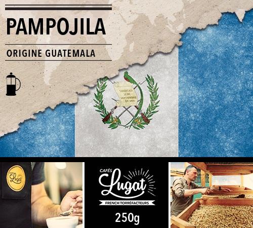 Caf moulu pour cafeti re piston pampojila guatemala 250g lugat - Quel cafe pour cafetiere a piston ...