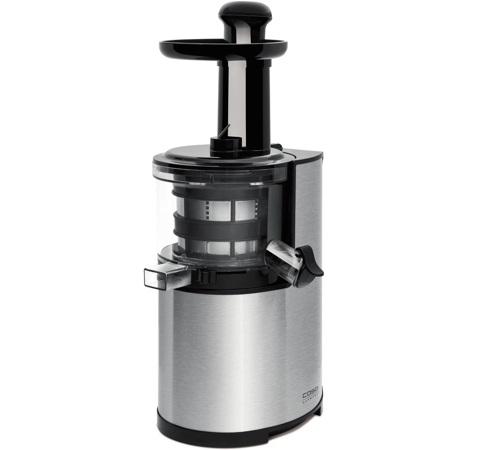 Que Es Un Slow Juicer : Extracteur de jus Caso SJ200 Slow Juicer Inox brossE