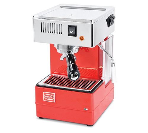 Machine expresso quick mill stretta rouge offre cadeaux - Marque machine expresso ...