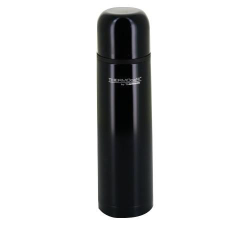 bouteille isotherme noir brillant thermos 50 cl. Black Bedroom Furniture Sets. Home Design Ideas