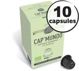 Capsules Caf Ef Bf Bd Biologique