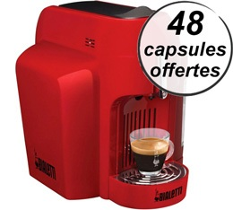Bialetti Mini Express Rouge