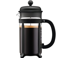 Cafeti�re � piston Bodum Java Noire 1L