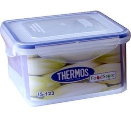 bo te herm tique transparente thermos type tupperware. Black Bedroom Furniture Sets. Home Design Ideas