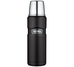 Bouteille isotherme Stainless King noir mat 47cl - Thermos