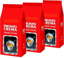 Caf� en grains Pronto Crema Lavazza - 3 Kg