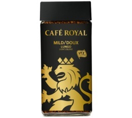 Caf� soluble doux / lungo 100g - Caf� Royal