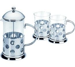 Cafeti re piston french press bulle litre 2 mugs - Fonctionnement cafetiere a piston ...