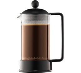 Cafeti�re � Piston Brazil noire discount 35 cl - Bodum
