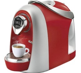 Machine � Capsules Caffitaly Espress&Co S04 Rouge