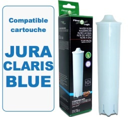 1 cartouche filter logic fl 802 compatible jura claris blue. Black Bedroom Furniture Sets. Home Design Ideas