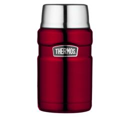 Lunch box Thermos King rouge - 71 cl