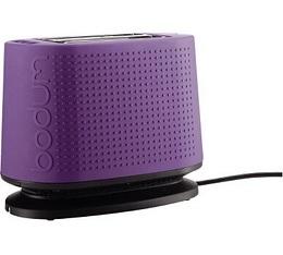 grille pain bodum bistro violet. Black Bedroom Furniture Sets. Home Design Ideas