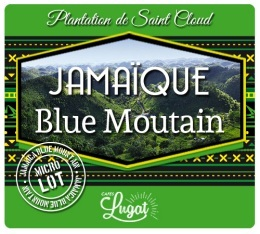 Caf� en grains : Blue Mountain - Jama�que - 125g - Lionel Lugat
