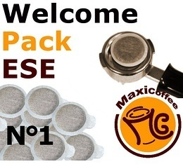 Sélection 'Welcome Pack' n°1 - 32 dosettes ESE