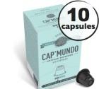 Capsules Décaféiné Dabema x10 CapMundo pour Nespresso