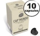 Capsules Ebène x10 CapMundo pour Nespresso