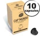 Capsules Zebrano x10 CapMundo pour Nespresso