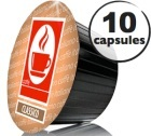 Capsules Dolce Gusto® compatibles Classico x10