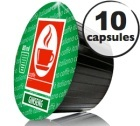 Capsules Dolce Gusto® compatibles Ginseng  x10