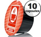 Capsules Dolce Gusto® compatibles Intenso  x10