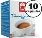 Capsules compatibles Nespresso� Decaffeinato x10