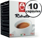 Capsules compatibles Nespresso� Ristretto x10