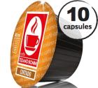 Capsules Dolce Gusto® compatibles Cortado (Caffe Macchiato)  x10