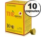 10 Capsules Thé English Breakfast compatibles Nespresso® - Caffè Vergnano