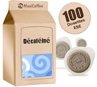 Dosette caf� D�caf�in� x 100 dosettes ESE