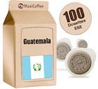 Dosette café Guatemala x 100 dosettes ESE